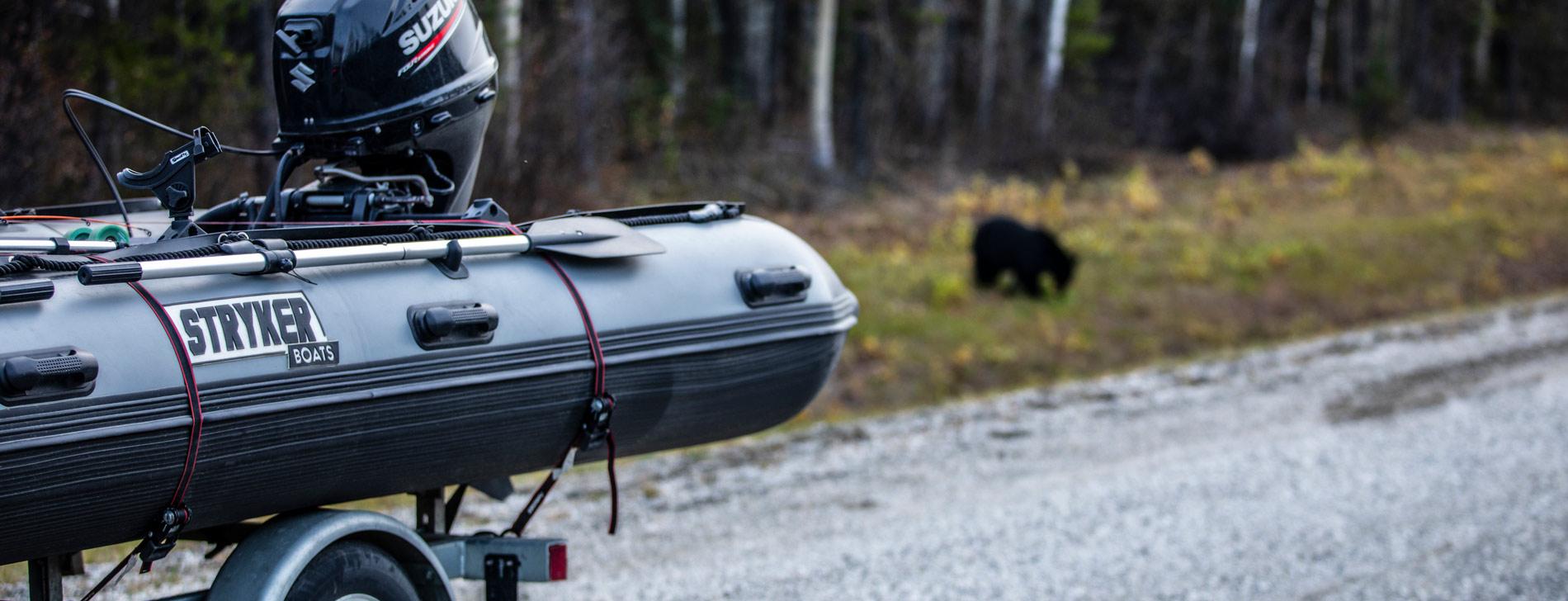 Stryker Inflatable Boats | Nanaimo